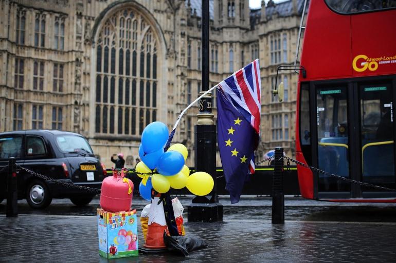 Preocupación de los británicos residentes en España a un año del Brexit