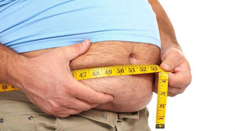 La obesidad incrementa el riesgo de padecer diabetes.