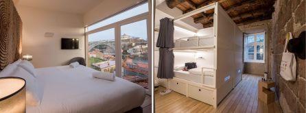 Bluesock Hostels Oporto, una experiencia completa para los verdaderos viajeros