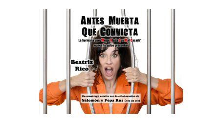 """""""Qué cruz, Maricruz"""": el mensaje de Beatriz Rico por la tiranía de la belleza"""