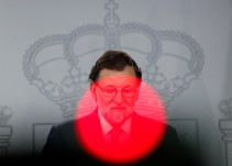 Rajoy y el penalti
