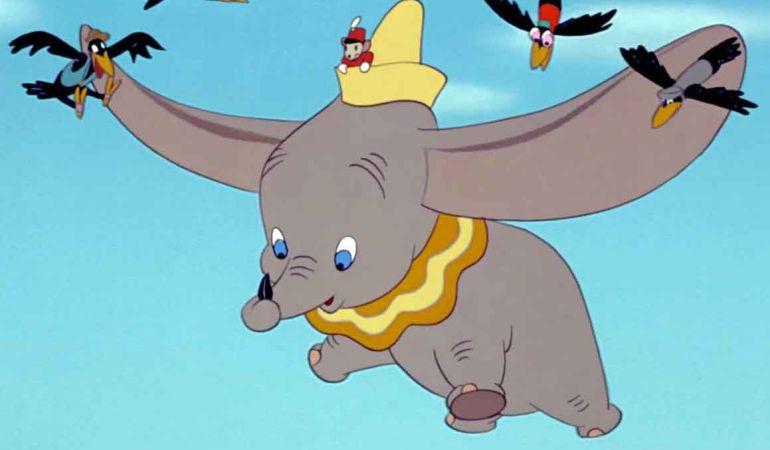 Dumbo vuelve a la gran pantalla.