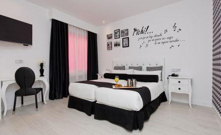 Adéntrate en el Madrid más castizo desde el Hotel Mayorazgo
