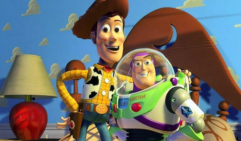 Toy Story está de vuelta.
