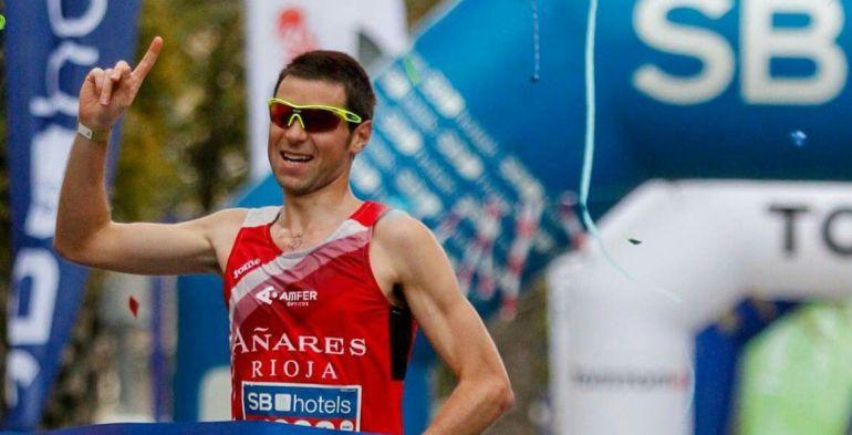 "Camilo Santiago europeo maratón Berlín: ""Mi objetivo es Tokio"""