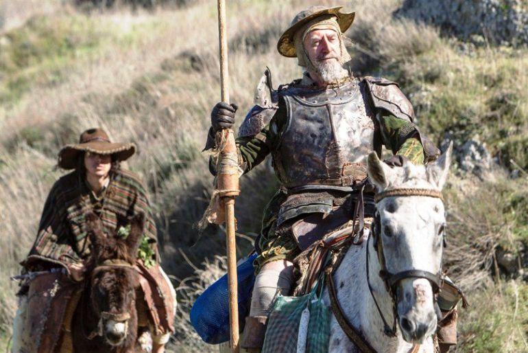 El Quijote de Terry Gilliam gana en los tribunales y cerrará Cannes: El Quijote de Terry Gilliam gana en los tribunales y cerrará Cannes