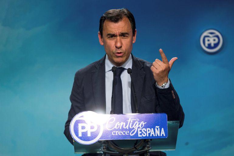 """Maíllo: """"Rivera sabe que mantener el 155 con un nuevo gobierno en Cataluña es imposible"""""""