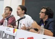 """Pablo Iglesias recuerda a 'Kichi' las cuatro veces que él le apoyó pese a tener """"dudas"""""""