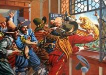 Praga y sus defenestraciones
