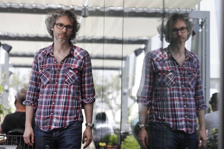 El pianista James Rhodes, retratado en Madrid