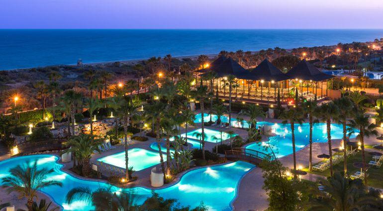 Puerto Antilla Grand Hotel, ocio y relax a orillas el Atlántico