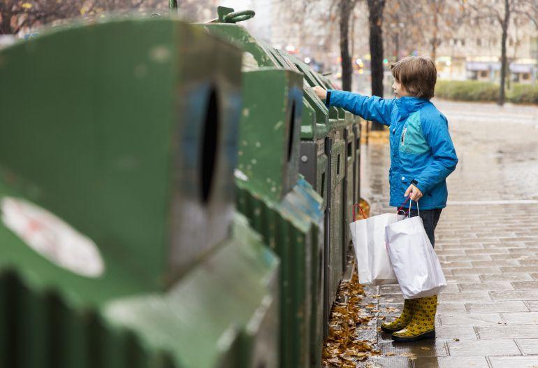 """""""Al reciclar evitamos la emisión de 1.300.000 toneladas de CO2"""""""