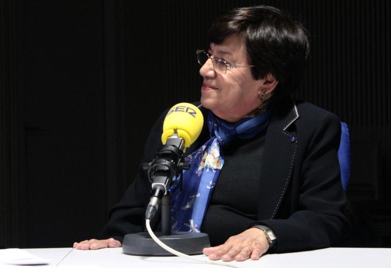 La científica Nubia Muñoz