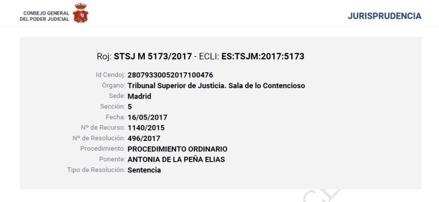 Documento | Las sentencias del fraude fiscal de Máxim Huerta