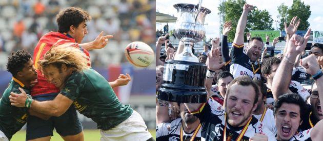 Play Rugby: Gran año del Seven Masculino, Patricia en el Dream Team World Series y el Chami jugará en Europa (14/06/2018)
