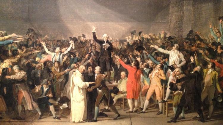 El Juramento del Juego de Pelota, el principio del fin para Luis XVI