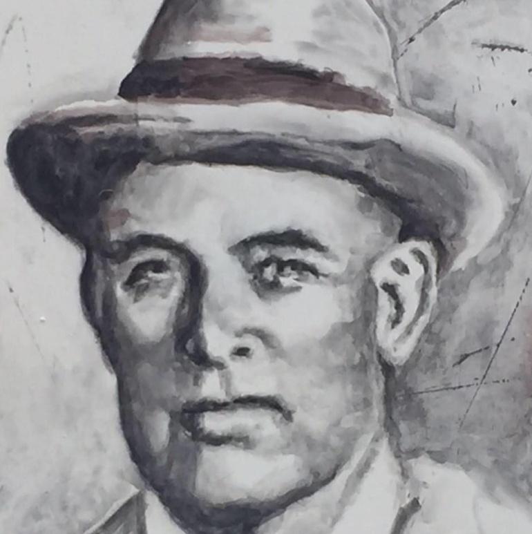 Retrato de Francisco Romero.