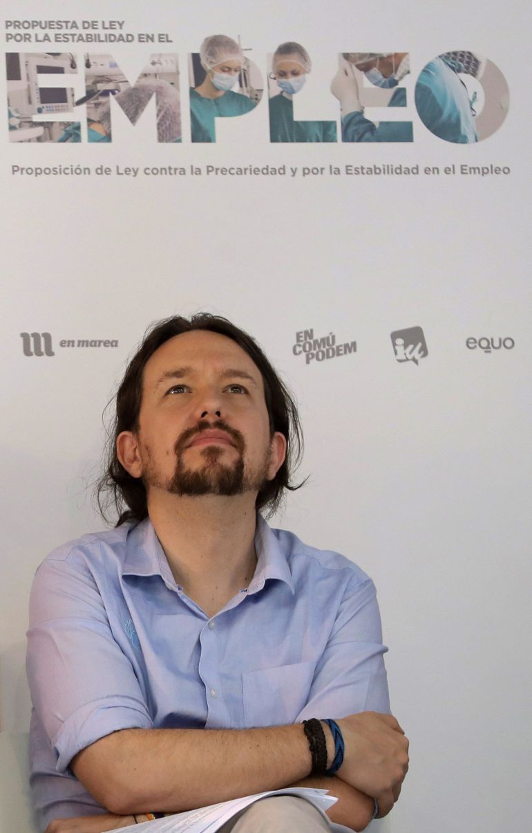 Pablo Iglesias presentará el Telediario personalmente