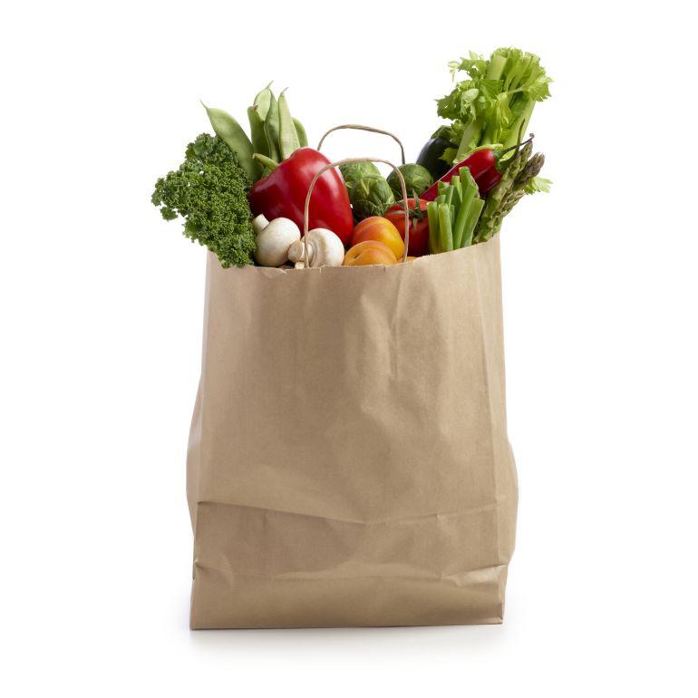 ¿Qué utilizarás en vez de bolsas de plástico?