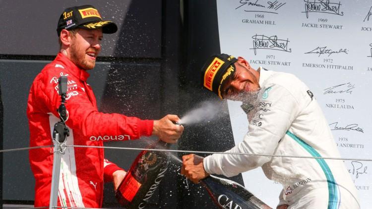 De la Rosa: Vettel y Hamilton están a años luz del resto
