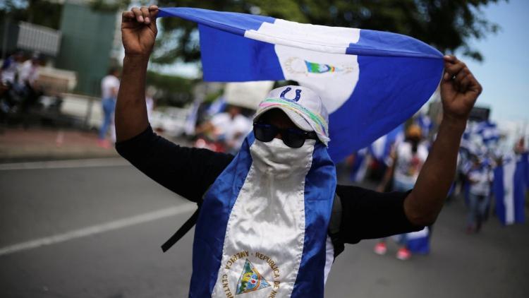 """""""El Gobierno de Nicaragua quiere una guerra civil"""""""
