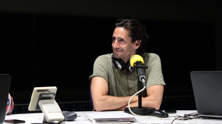 """Juan Diego Botto: """"Con nuestros medios, los americanos no podrían hacer series"""""""