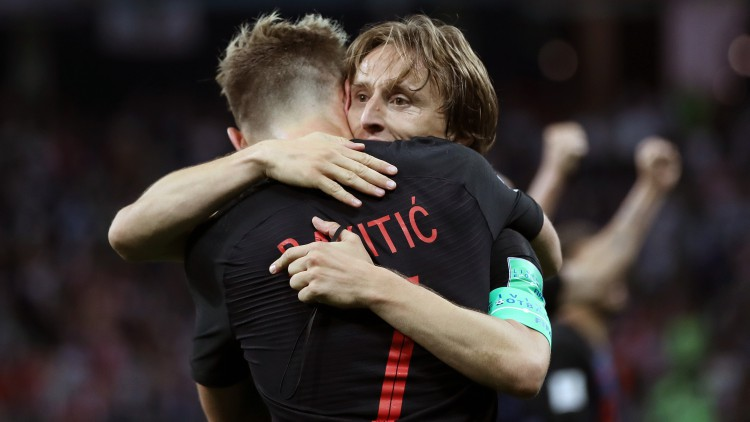Rakitic sobre Modric: A ver si espabilan ya esta gente que da el Balón de Oro