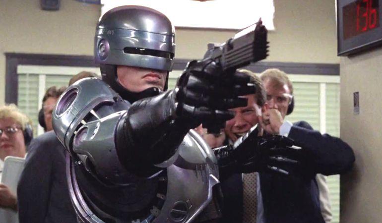 Robocop está de vuelta.