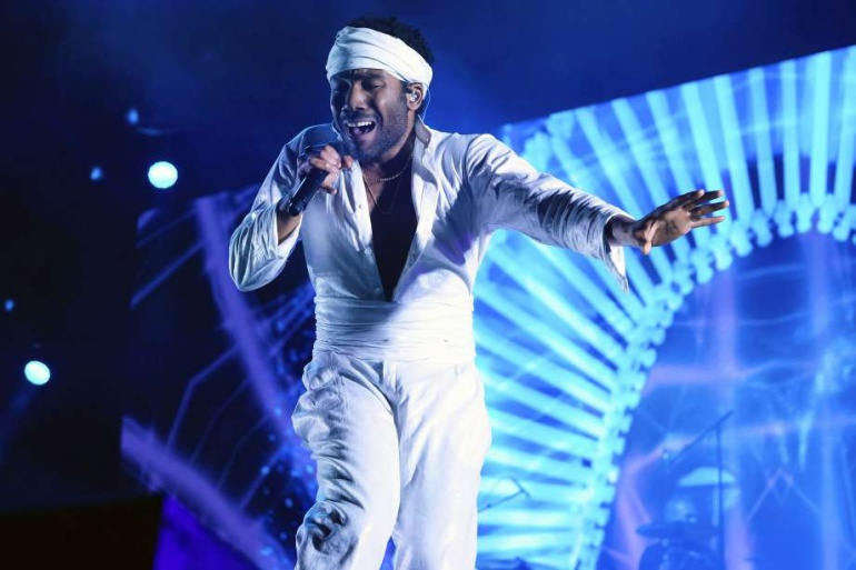 Cantante estadounidense Childish Gambino estrena temas en Youtube