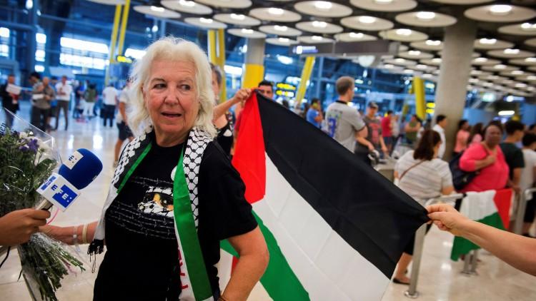 """""""La Flotilla de la Libertad va a intentar llegar a Gaza hasta que Israel rompa el bloqueo"""""""