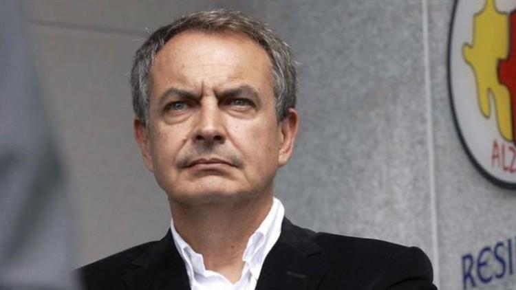"""Zapatero desmiente a Borges: """"Es una burda calumnia de la que va a responder"""""""