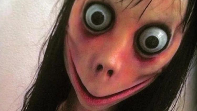 """'Momo', el """"perverso"""" juego viral que circula por WhatsApp"""