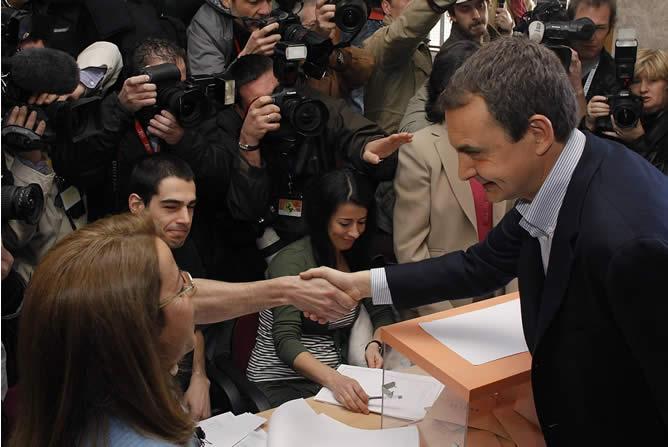 El PSOE gana unas elecciones con alta participación