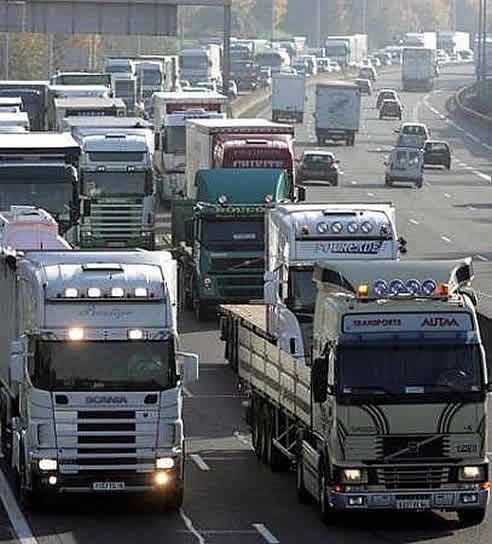 Transportistes que no paguen a Hisenda ni a la Seguretat Social