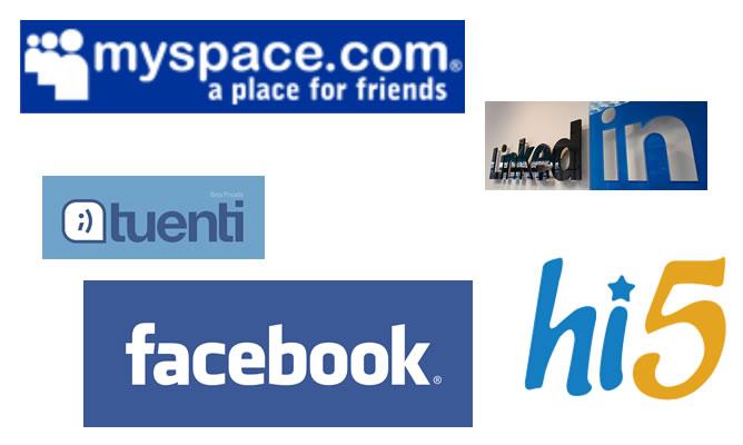 Pequeña guía de redes sociales