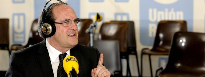 El ministro de Educación ha sido entrevistado en 'La Ventana'.