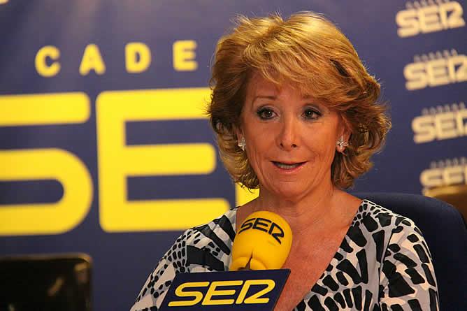 La presidenta de la Comunidad de Madrid ha hablado sobre el nuevo modelo de financiación , la muerte de Rayán