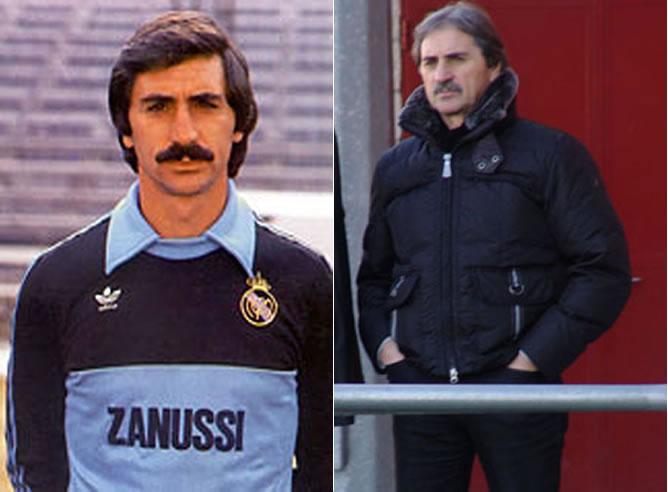 Miguel Ángel, ex portero del Real Madrid