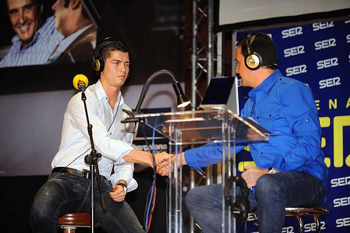 Cristiano Ronaldo, un lujo para un programa de lujo
