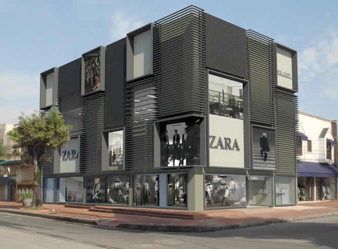 Las ventas globales de inditex crecen un 16 en 2012 pero - Zara ciudad real ...
