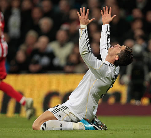 Cristiano se autoexpulsó en la victoria del Madrid
