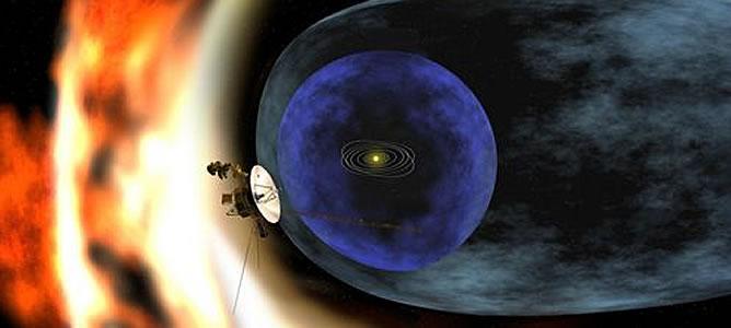 Voyager 2, achaques en el confín del Sistema Solar