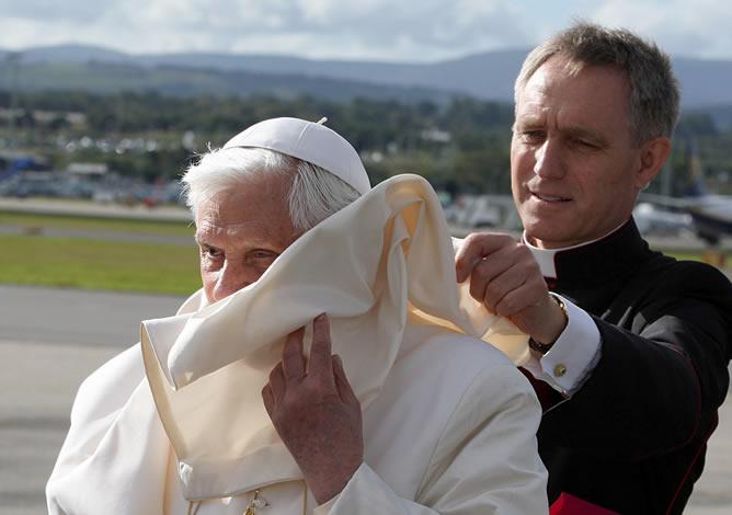 Las 8 horas del papa Benedicto XVI en Santiago de Compostela costarán 3 millones de euros