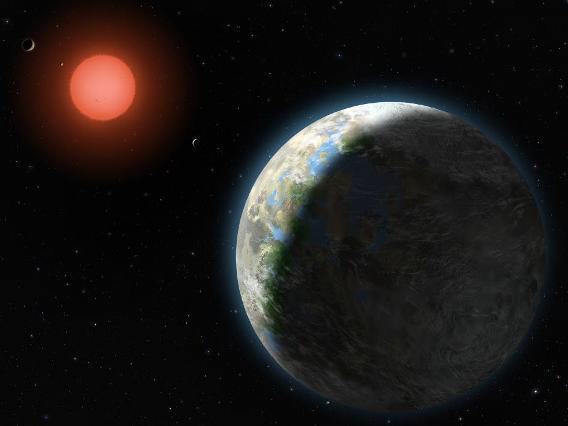 Descubren el primer planeta 'potencialmente' habitable fuera del Sistema Solar