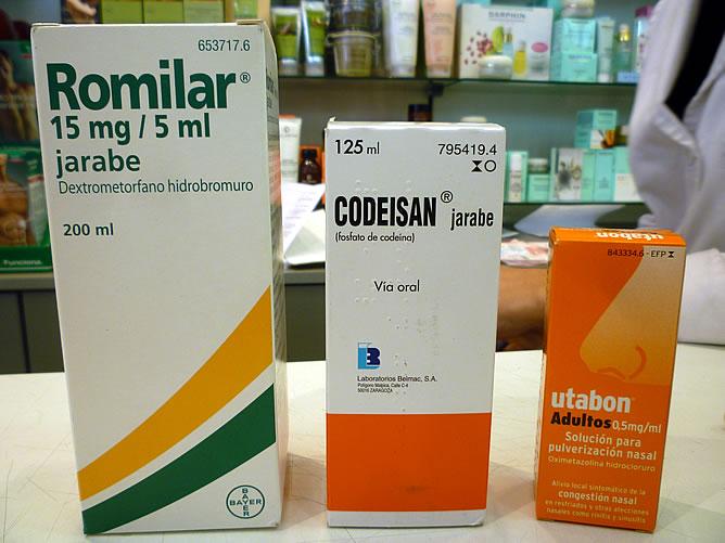 La nueva droga de moda entre los jóvenes: uno de los componentes del jarabe para la tos