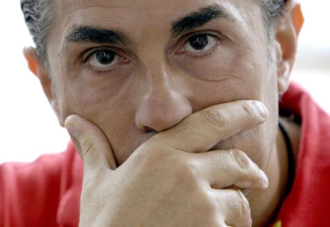 Sergio Scariolo, seleccionador de España