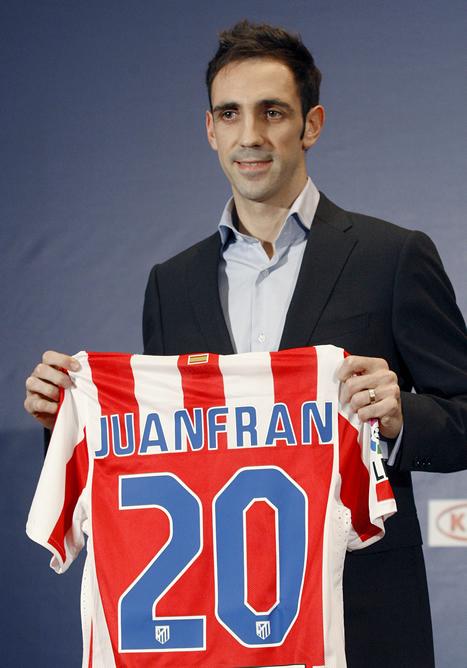 Camiseta Atlético de Madrid Juanfran