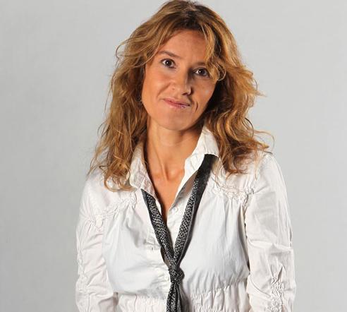 La conductora del programa Connectats, Marta Palència