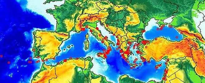 Primer ensayo de alerta por tsunami en el Mediterráneo