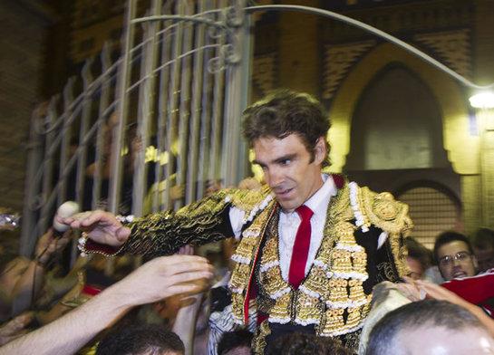 FOTOGALERIA: José Tomás sale a hombros